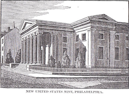 Second Philadelphia Mint image