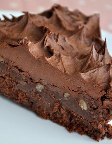 çok çikolata pasta