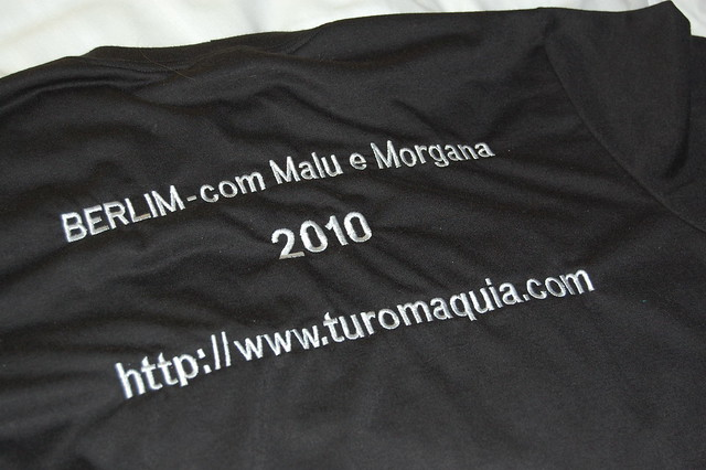 Presente Malu & Morgana