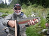 Jim with an Upper Sacramento River trophy