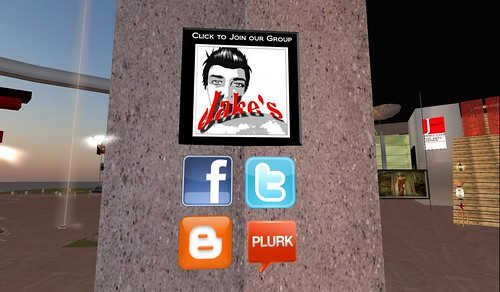 Social Network of Jakes Club Resort