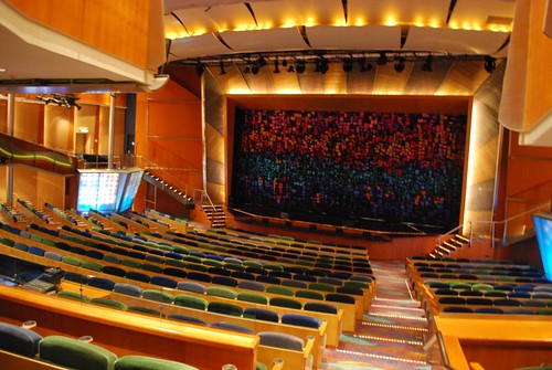 Radiance of the Seas_Theater