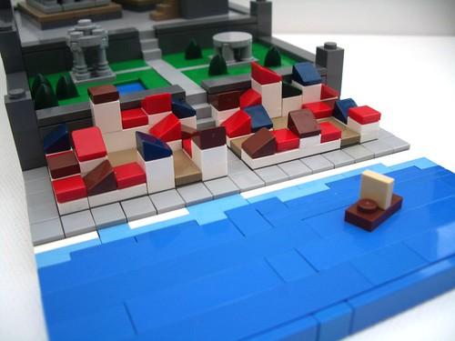 Atlantis - Lower City