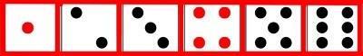 straight dice