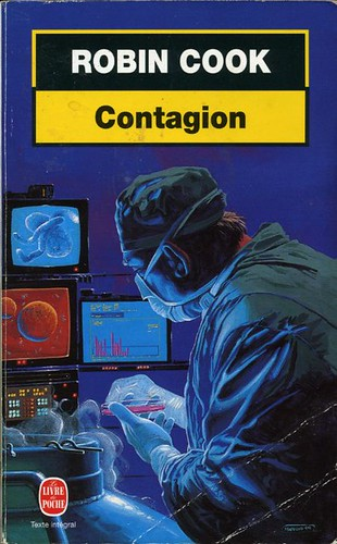 Contagion, by Robin COOK