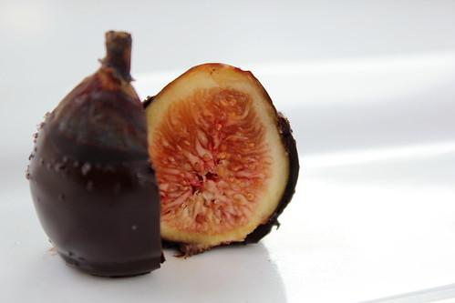 fleur de sel chocolate fig
