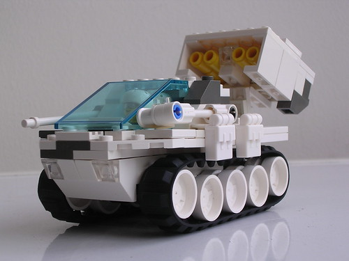 Snow Fox Tank Destroyer