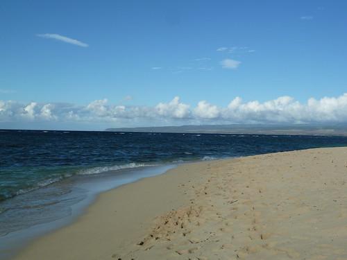 Beach, West Shore of Oahu, Hawaii