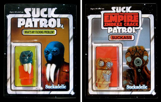 suck patrol