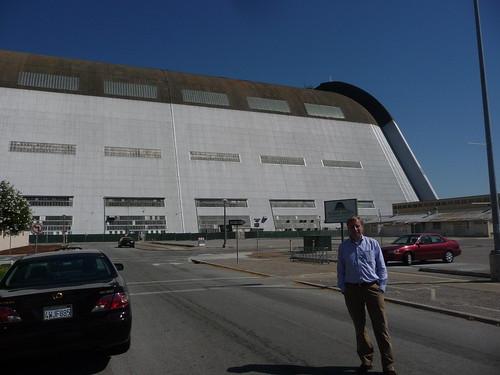 Visit to Singularity University at Nasa Ames Research Center