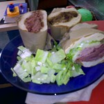 Digg Lunch Day 12 (Tue Sep 28) - Salad Sandwiches thumbnail