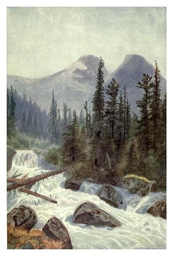 007-Glaciar Crest-Canada-1907- Thomas Martin Mower