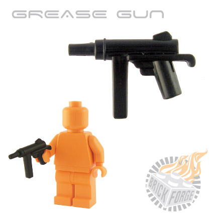 Grease Gun - Black