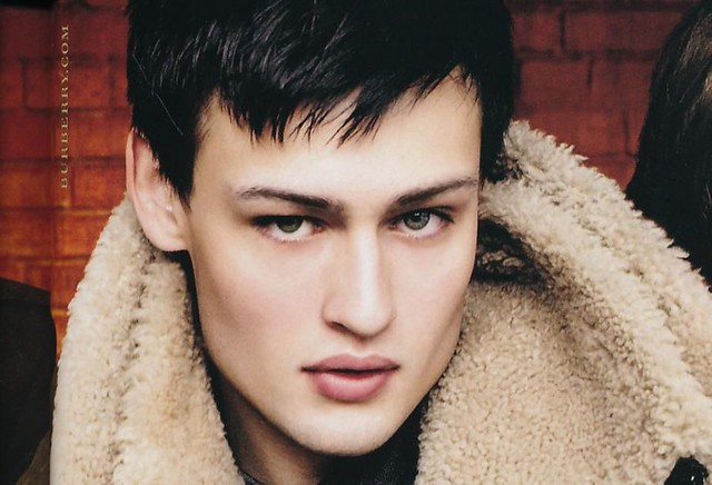 Burberry FW10 Ad Campaign_Douglas Booth3