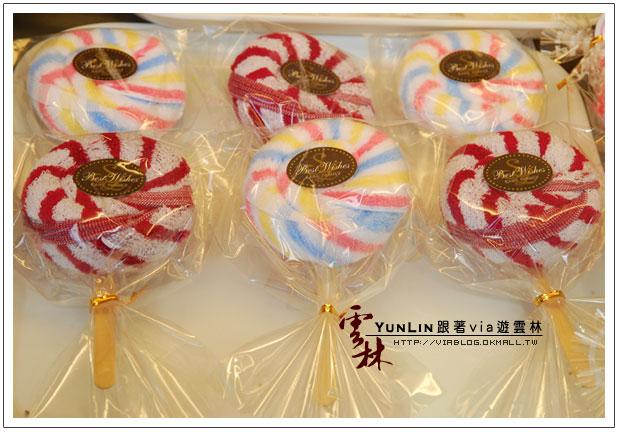 【雲林興隆毛巾工廠】興隆毛巾觀光工廠~毛巾蛋糕11