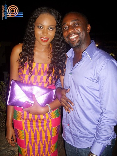 Launch of Yvonne Nelson Glaucoma Foundation