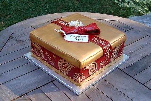 Mehndi Inspired Cake : Mehndi inspiration cakes cookies flickr foto friday the big