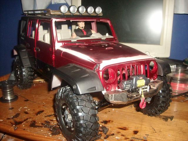 Jeep JK Blue HEMI 5049008006_a0c99b9c80_z