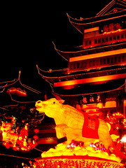 Year of the Ox (moi moi nz) Tags: china shanghai chinesenewyear ox yuyuan yearoftheox