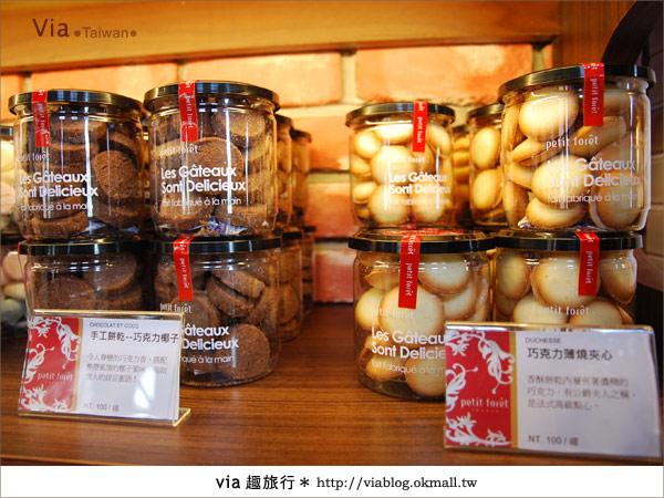【台中】富林園洋菓子~夢幻童話建築及蛋糕的美妙結合22