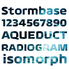 Stormbase (Ben Mitchell2009) Tags: font sansserif typedesign spurless