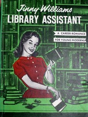 Jinnie Williams Library Assistant