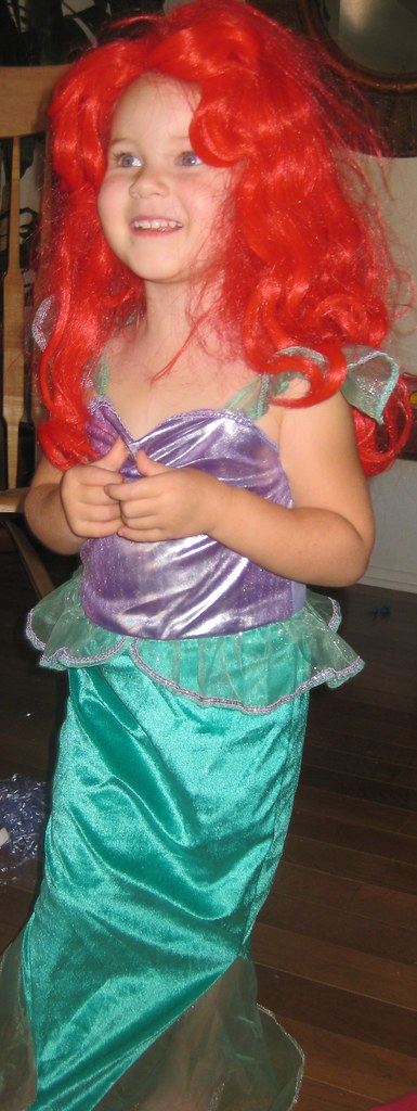 Kira Ariel Little Mermaid 2