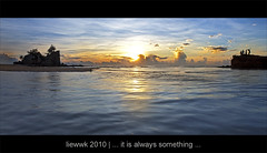 ... it's always something ... (liewwk - www.liewwkphoto.com) Tags: above morning light sun sunrise canon day or horizon first malaysia rise  kemasik terengganu ascent   1635l   5dmark2  canon5dm2 liewwk httpliewwkmacroblogspotcom wwwliewwkphotocom