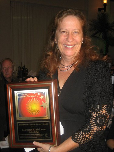 margaret mclaren award