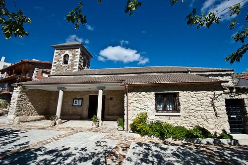Iglesia parroquial de Nuestra Señora del Carmen en Valdemanco