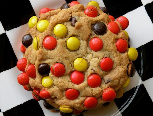 MF PB Candy Cookies