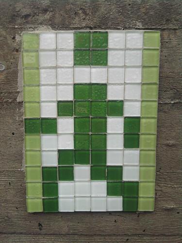 Mosaic man