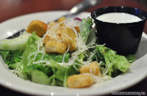 Side Salad at Maynards ~ Rogers, MN