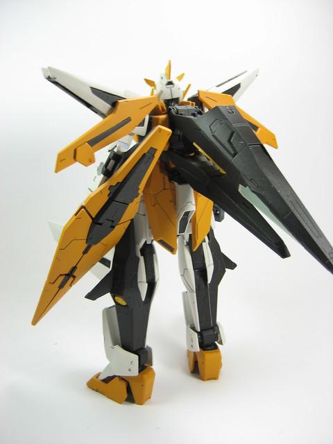 1/100 GN-003 Gundam Kyrios Retouch