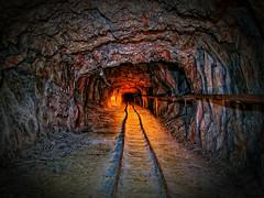 Endless mine (RNEP) Tags: urban abandoned lost mine place slate exploration hdr verlassen urbex schiefer bergwerk bergbau untertage schieferbergwerk