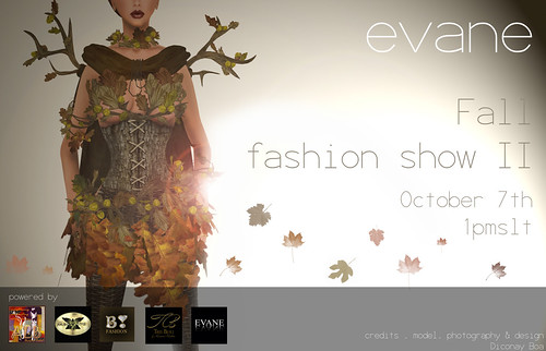 Evane Fall Fashion Show II