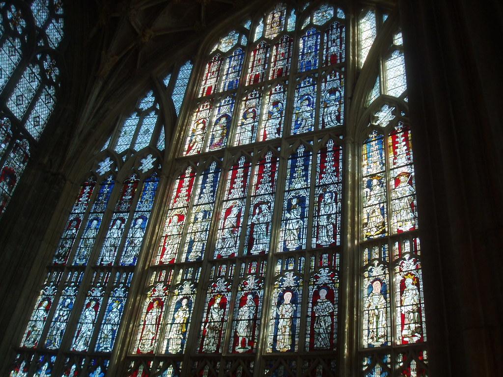 Great East Window, Gloucester