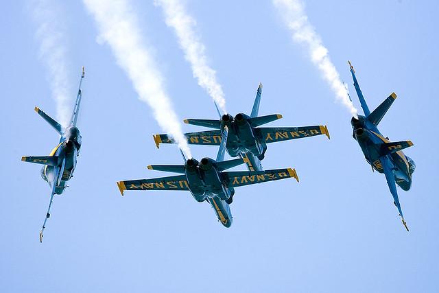 280/365  Blue Angels