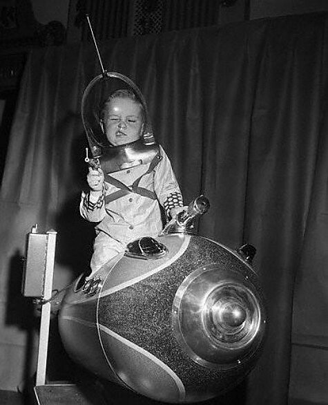 Rocket Ride 1953
