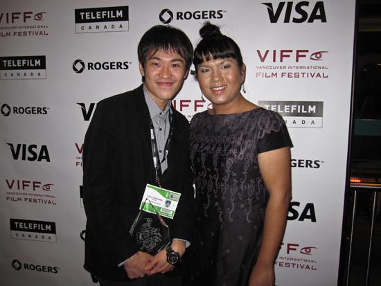 Hirohara Satoru and Thanwarin Sukaphisit
