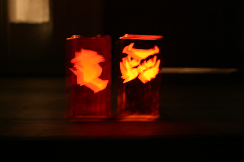 recycling for halloween lanterns craft tutorial