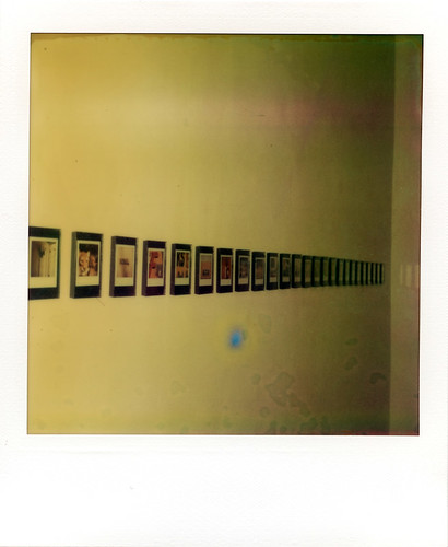 "PPat Sanone's ""100 Polaroids"" Los Angeles"