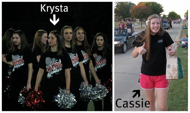 Krysta & Cassie