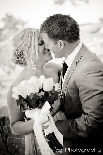 Angela&Jason's Wedding - Kisses