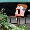 Mask for sale, Hawthorne Blvd., Portland, Oregon