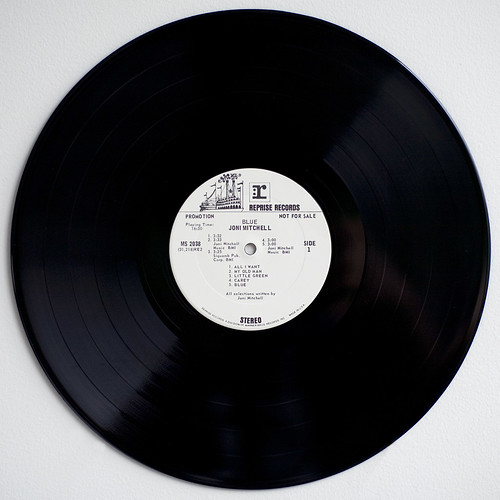 BLUE_Vinyl