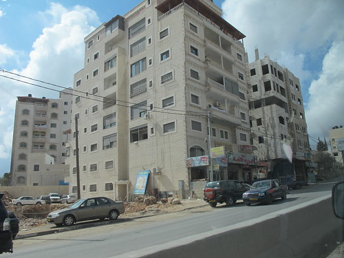 Ramallah Buildings