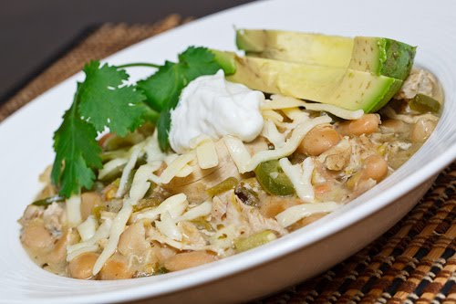 White Chicken Chili 1 500