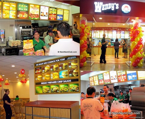 Wendy's Greenbelt Renovated New Look