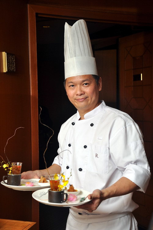 Chef Tan Kim Weng